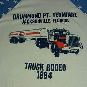 DD Sportswear Tops - Vintage 1984 graphic tee. Size Medium